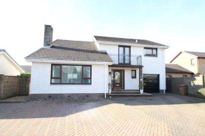 4 Bedrooms Detached House for sale in Williamfield Park, Irvine, North Ayrshire