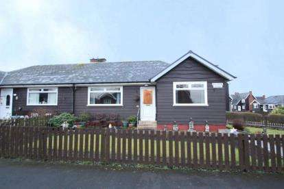 2 Bedrooms Bungalow for sale in Hillhead Avenue, Moodiesburn, Glasgow, North Lanarkshire