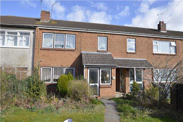 3 Bedrooms Terraced House for sale in Bell Road, Coalpit Heath, Bristol, BS36 2SD