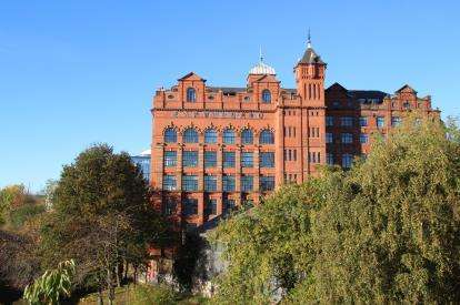 1 Bedroom Flat for sale in The Turnbull, Queens Lane, Newcastle Upon Tyne, Tyne and Wear, NE1
