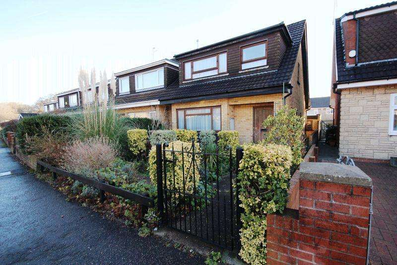 3 Bedrooms Semi Detached House for sale in Wavell Close, Llanishen