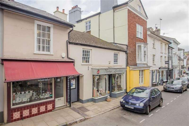 2 Bedrooms Semi Detached House for sale in North Street, Ashburton, Devon, TQ13