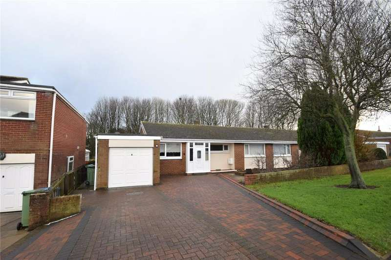 2 Bedrooms Bungalow for sale in Woodlands, Seaham, Co Durham, SR7