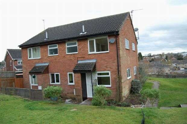 1 Bedroom Cluster House for sale in St Johns Close, Stefen Hill, Daventry NN11 4SH