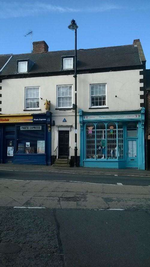 1 Bedroom Flat for rent in Market place, Barton Upon Humber, DN18 5DA