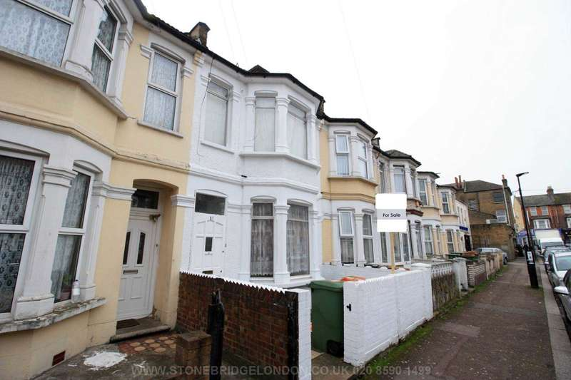4 Bedrooms Terraced House for sale in Lathom Road, East Ham, E6