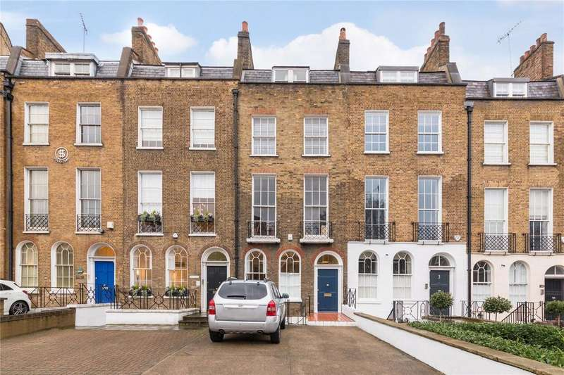 6 Bedrooms Terraced House for sale in City Road, Angel, London