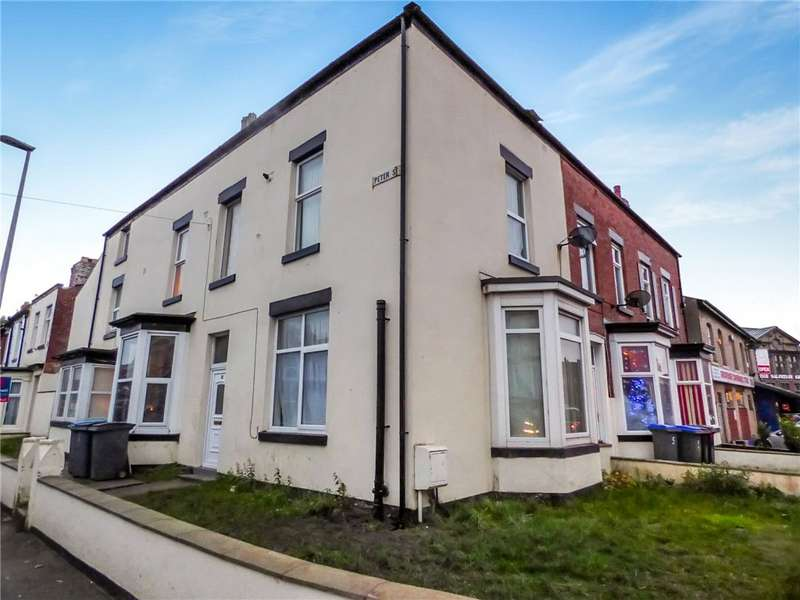 4 Bedrooms Terraced House for sale in Peter Street, Blackpool, Lancashire