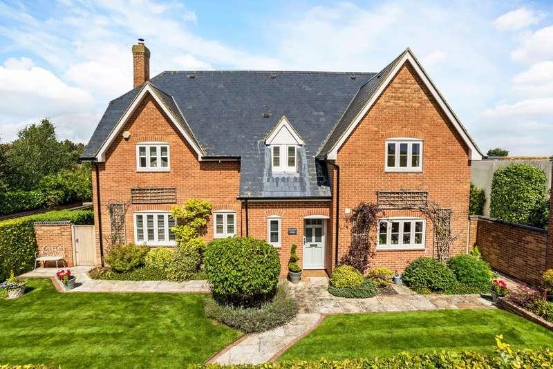 5 Bedrooms Detached House for sale in Bishopstone