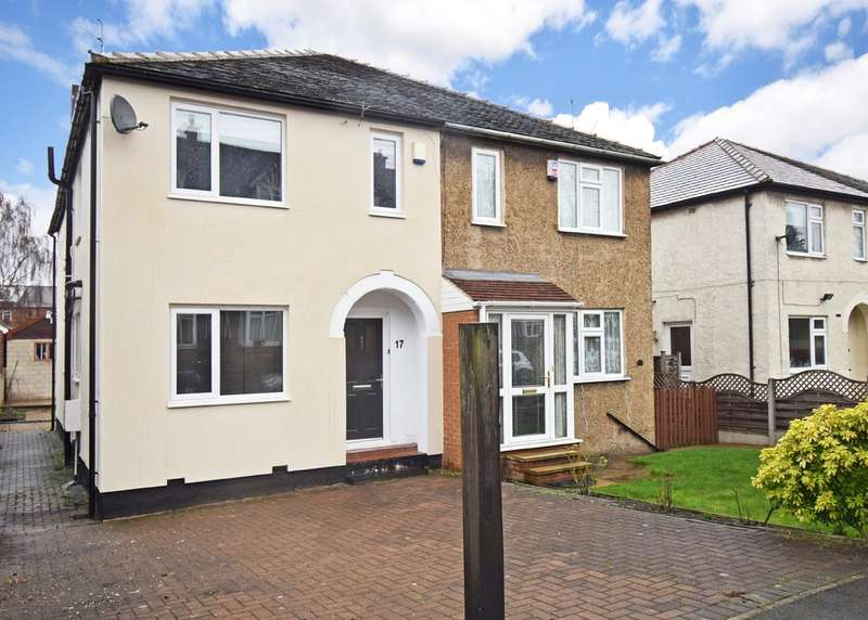3 Bedrooms Semi Detached House for sale in Cotton Street, Thornes, Wakefield