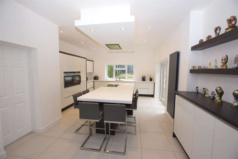 5 Bedrooms Detached House for sale in The Crescent, Solihull, West Midlands