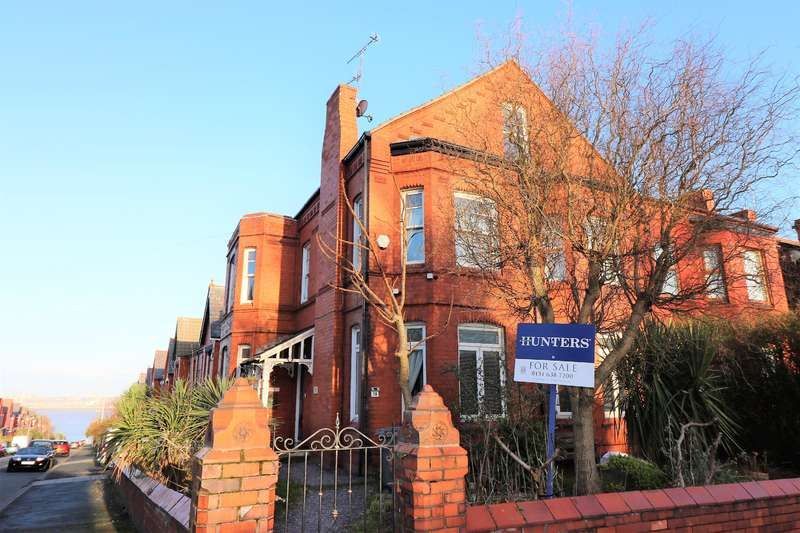 6 Bedrooms House for sale in Seabank Road, Wallasey, CH45 7PG