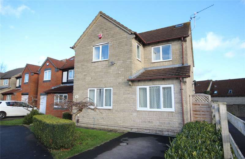 5 Bedrooms Detached House for sale in Brackendene Bradley Stoke Bristol BS32