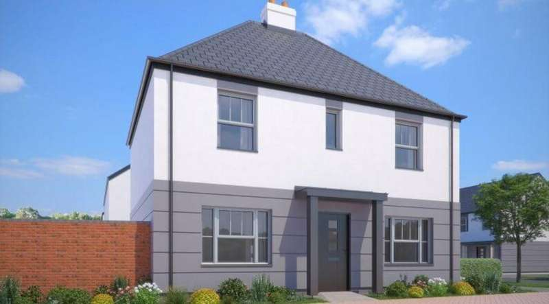 3 Bedrooms Detached House for sale in The Lodge, Clyst St Mary