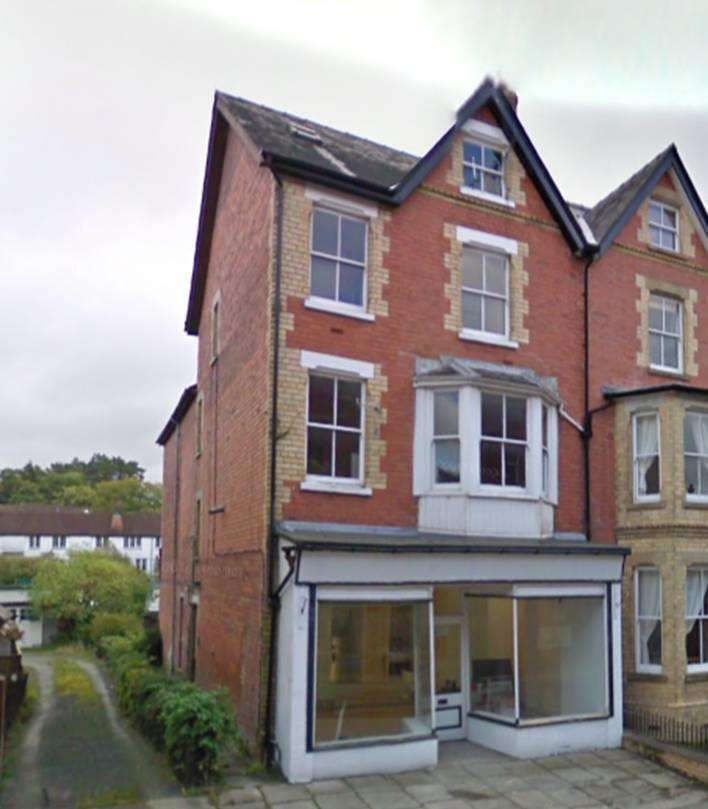 1 Bedroom Flat for rent in Temple Street, Llandrindod Wells