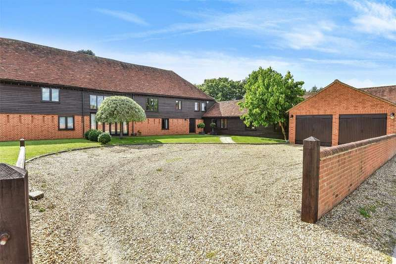 4 Bedrooms Mews House for sale in Normandy, Guildford, Surrey
