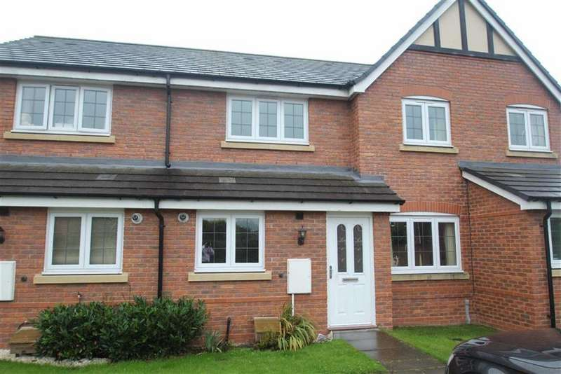 2 Bedrooms Terraced House for rent in Oswell Road, Shrewsbury