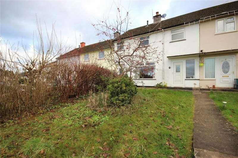 3 Bedrooms Terraced House for sale in Blaisdon Close, Henbury, Bristol, BS10