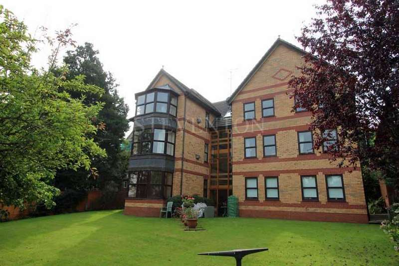 2 Bedrooms Apartment Flat for sale in 2 Grange Croft, 53, Compton Road West, Compton, Wolverhampton, WV3