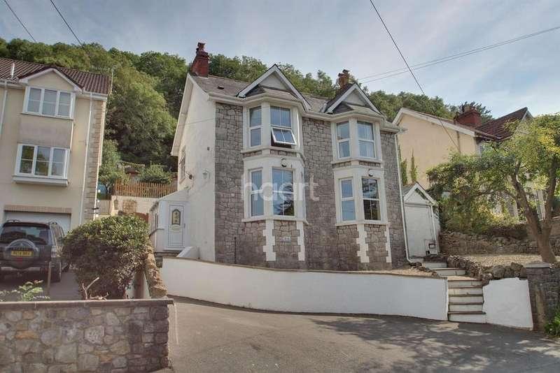 4 Bedrooms Detached House for sale in Kewstoke Road