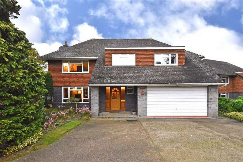 5 Bedrooms Detached House for sale in Lodge Road, Bromley, Kent