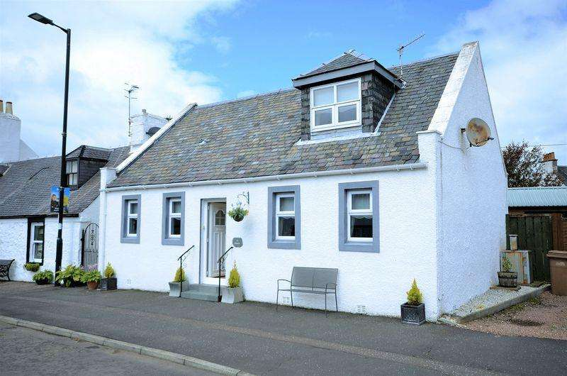 2 Bedrooms Cottage House for sale in 13 Straiton Road, Kirkmichael, KA19 7PH