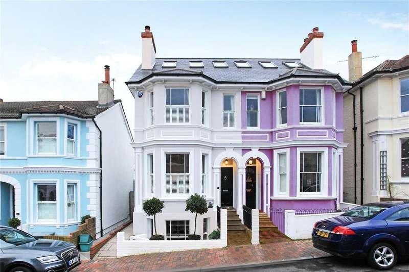 5 Bedrooms Semi Detached House for sale in Cambridge Street, Tunbridge Wells, Kent, TN2