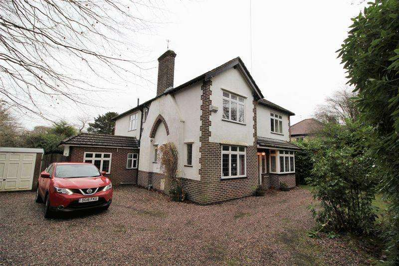 5 Bedrooms Detached House for sale in Dale End Road, Barnston
