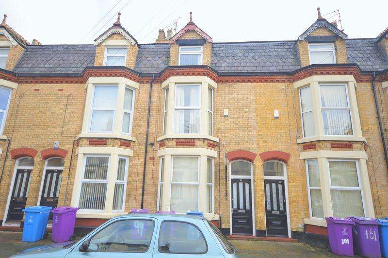 4 Bedrooms Terraced House for sale in Ash Grove, Wavertee