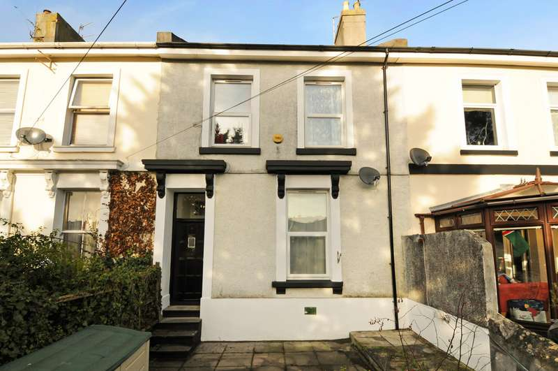 3 Bedrooms Terraced House for sale in Alexandra Road, Ford PL2