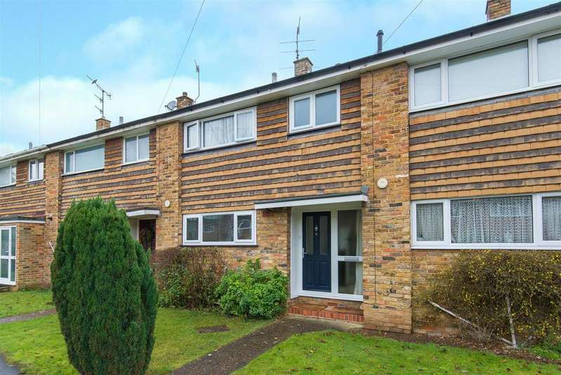3 Bedrooms Terraced House for sale in Du Pre Walk, Wooburn Green