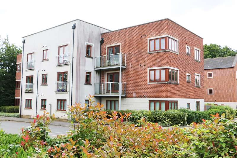 2 Bedrooms Apartment Flat for sale in Hines Court, Limes Park, Basingstoke, RG24