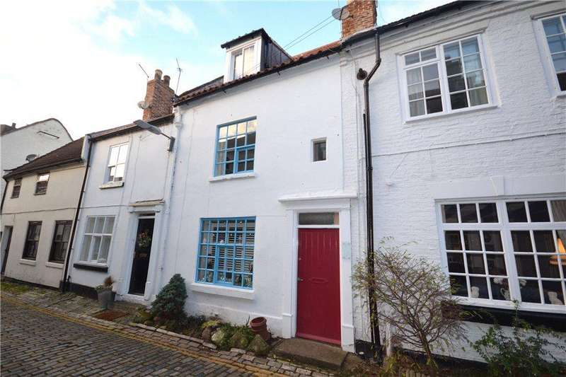 2 Bedrooms Terraced House for sale in High Church Wynd, Yarm, Stockton-On-Tees