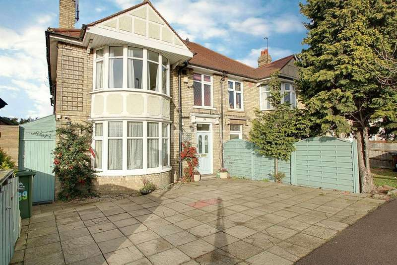 6 Bedrooms Semi Detached House for sale in Milton Road, Cambridge