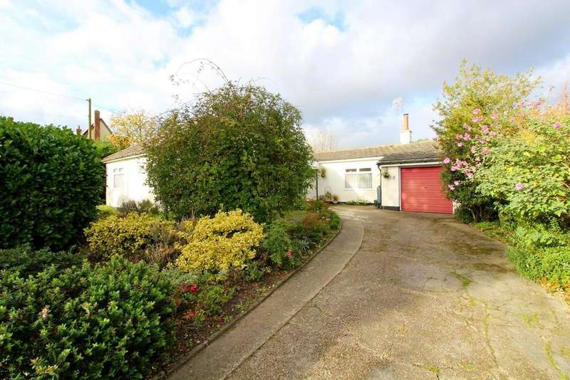 4 Bedrooms Detached Bungalow for sale in Perry Road, Tiptree, Colchester, Essex, CO5