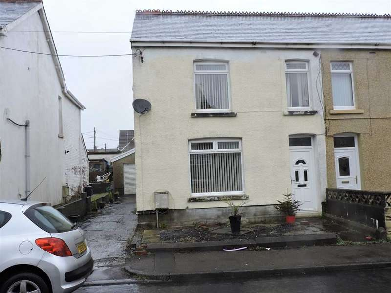3 Bedrooms Semi Detached House for sale in Upper Colbren Road, Gwaun Cae Gurwen