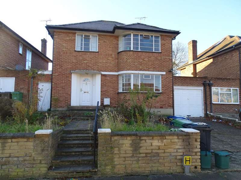 3 Bedrooms House for sale in Ashbourne Road, Ealing