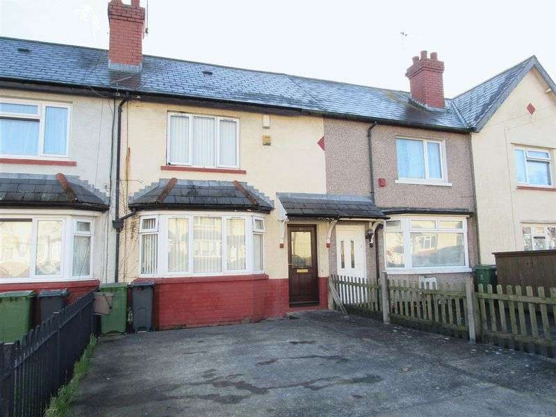 Property for sale in Pengwern Road Ely Cardiff CF5 4BR