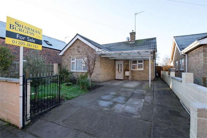 2 Bedrooms Detached Bungalow for sale in Witham Place, Boston, Lincolnshire