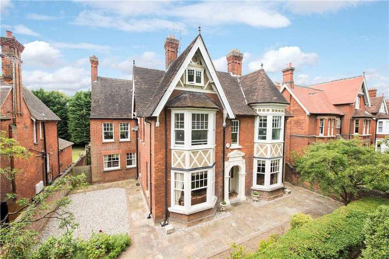 8 Bedrooms Unique Property for sale in De Parys Avenue, Bedford, Bedfordshire