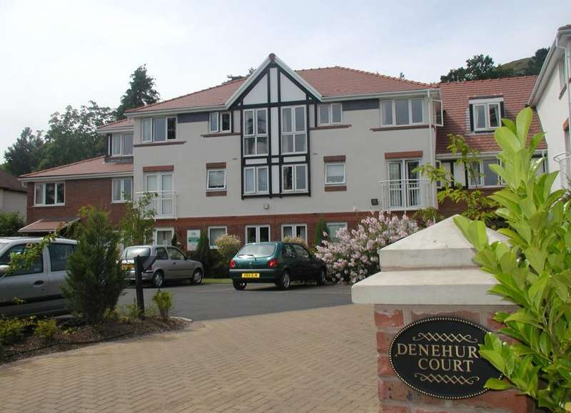 1 Bedroom Apartment Flat for sale in 40 Denehurst Court, Shrewsbury Road, Church Stretton SY6 6EQ