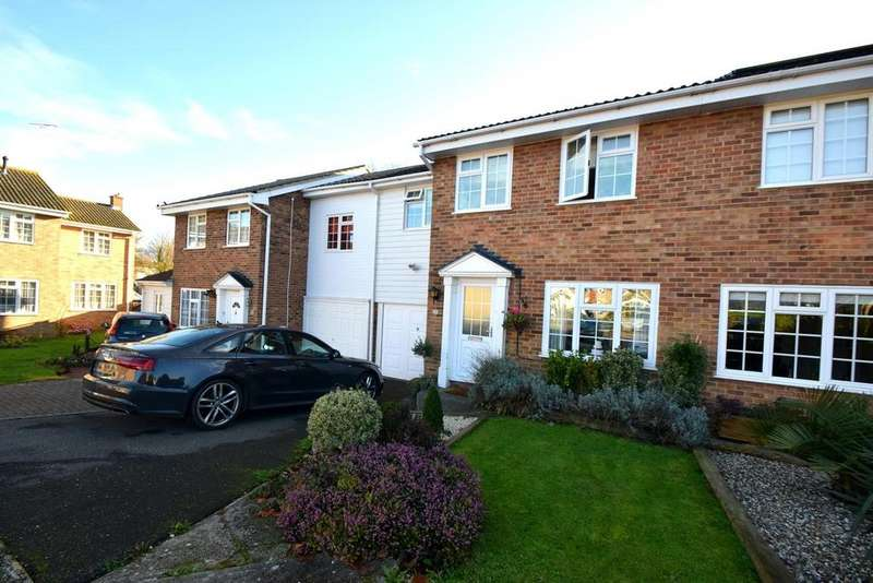 3 Bedrooms Terraced House for rent in Juniper Crescent, Witham, Essex, CM8