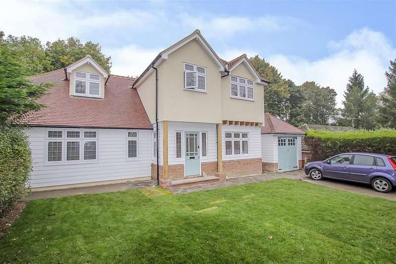 5 Bedrooms Detached House for sale in Herington Grove, Hutton Mount