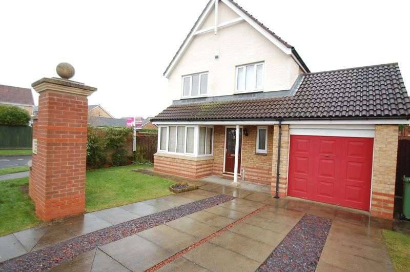 3 Bedrooms Property for sale in Hawkridge Close Ingleby Barwick, Stockton-On-Tees