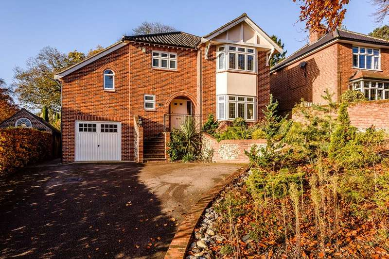4 Bedrooms Detached House for sale in Thunder Lane, Thorpe St. Andrew, Norwich, Norfolk, NR7