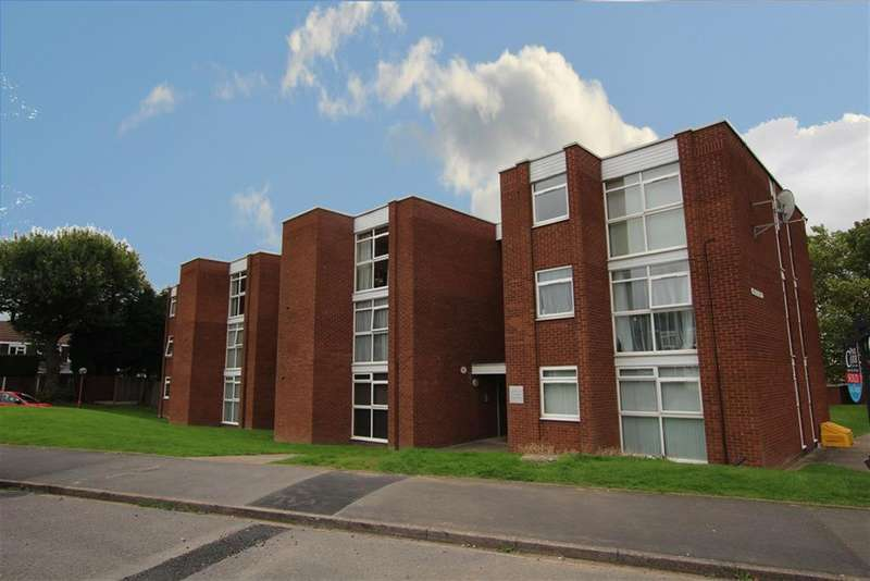 2 Bedrooms Ground Flat for sale in Spiral Court, Monks Kirby Road, Walmley, B76 2UN.