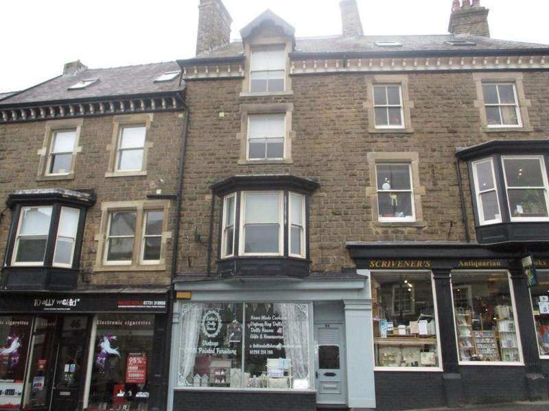 4 Bedrooms Apartment Flat for rent in Church Street, Buxton, Derbyshire