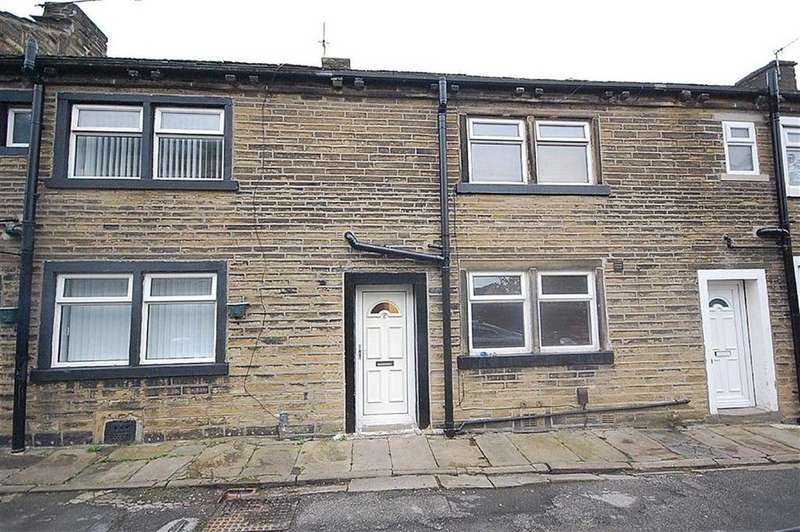 2 Bedrooms Cottage House for rent in Providence Row, Ovenden, Halifax, HX2