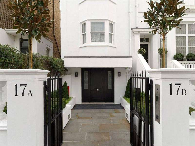 1 Bedroom Flat for sale in Gilston Road, London, SW10