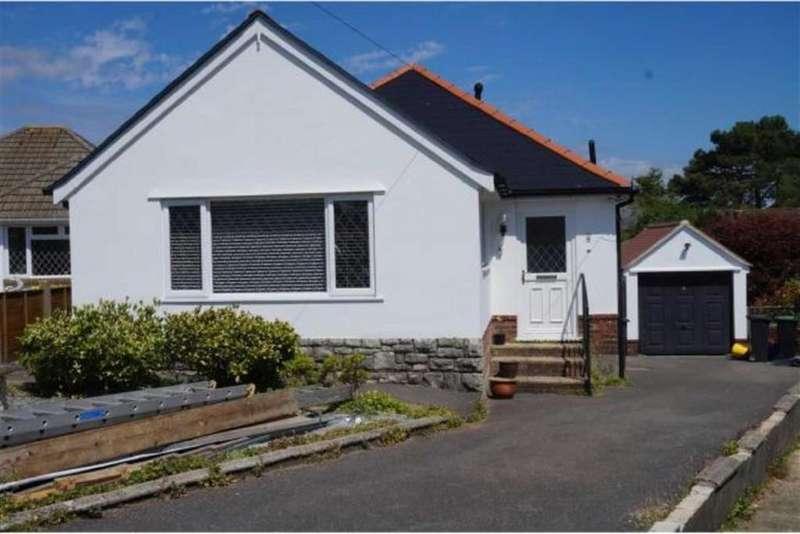 2 Bedrooms Detached Bungalow for sale in Oakwood Close, Moordown